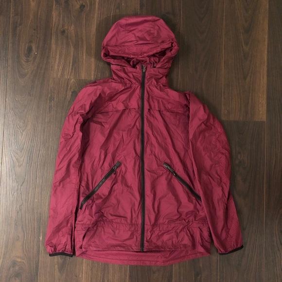 ea4a340c7f lululemon athletica Jackets & Coats | Packable Windbreaker Lululemon ...